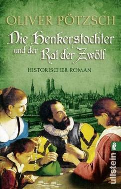 Cover von: Die Henkerstochter und der Rat der Zwölf