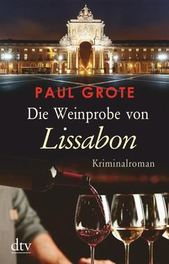 Cover von: Die Weinprobe von Lissabon