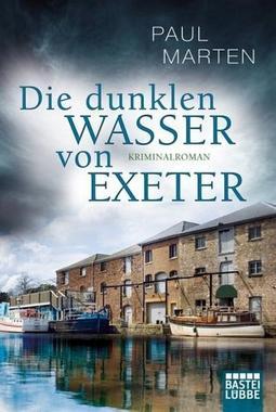 Cover von: Die dunklen Wasser von Exeter