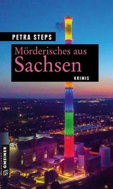 Cover von: Mörderisches aus Sachsen