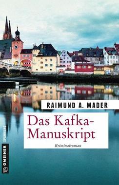 Cover von: Das Kafka-Manuskript