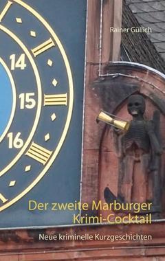 Cover von: Der zweite Marburger Krimi-Cocktail