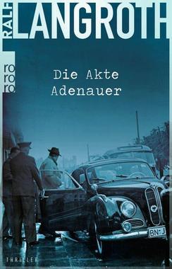Cover von: Die Akte Adenauer