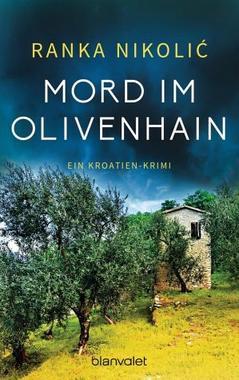 Cover von: Mord im Olivenhain