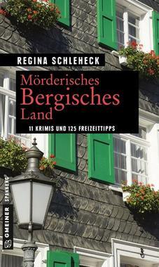 Cover von: Mörderisches Bergisches Land