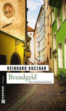 Cover von: Brandgeld