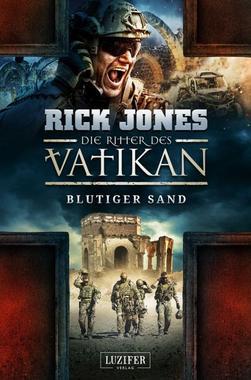 Cover von: Blutiger Sand