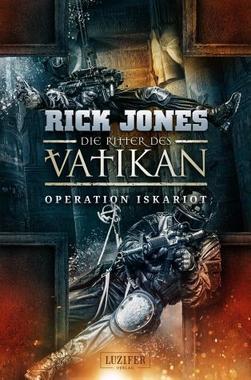 Cover von: Operation Iskariot