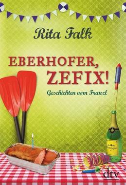 Cover von: Eberhofer, Zefix!