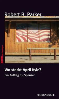 Cover von: Wo steckt April Kyle?