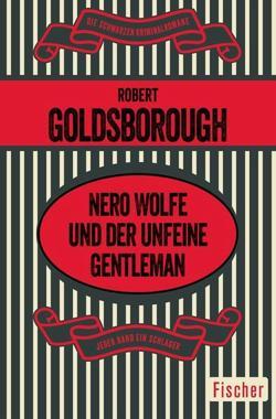 Cover von: Nero Wolfe und der unfeine Gentleman