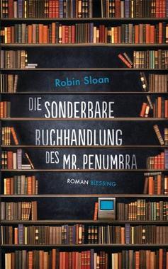 Cover von: Die sonderbare Buchhandlung des Mr. Penumbra