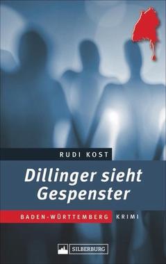 Cover von: Dillinger sieht Gespenster