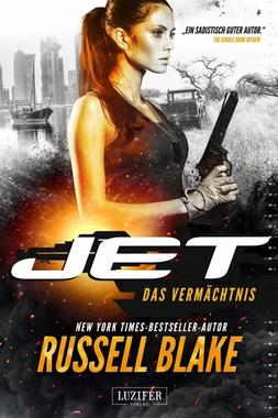 Cover von: JET – Das Vermächtnis