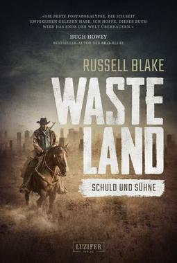 Cover von: Wasteland –Schuld und Sühne
