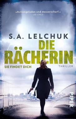 Cover von: Die Rächerin