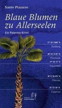 Cover von: Blaue Blumen zu Allerseelen