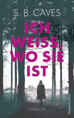 Cover von: Ich weiß, wo sie ist