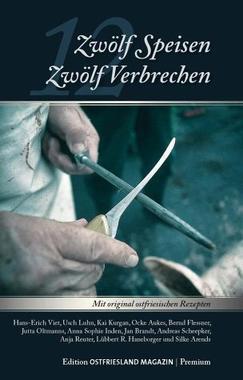 Cover von: Zwölf Speisen - Zwölf Verbrechen
