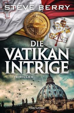 Cover von: Die Vatikan-Intrige
