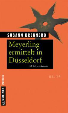 Cover von: Meyerling ermittelt in Düsseldorf