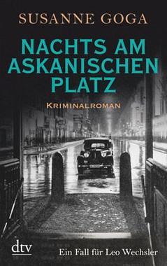 Cover von: Nachts am Askanischen Platz