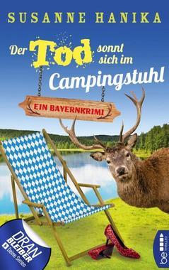 Cover von: Der Tod sonnt sich im Campingstuhl
