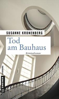Cover von: Tod am Bauhaus