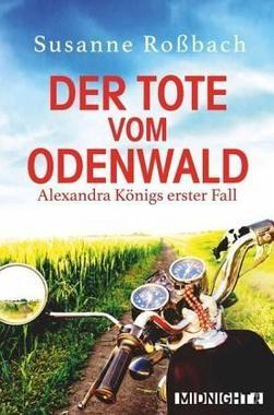 Cover von: Der Tote vom Odenwald