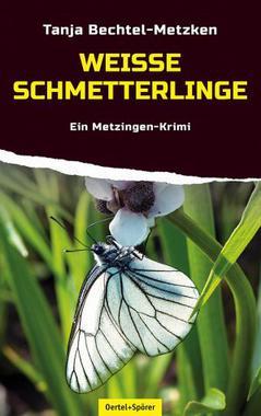 Cover von: Weiße Schmetterlinge