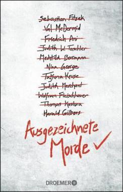 Cover von: Ausgezeichnete Morde