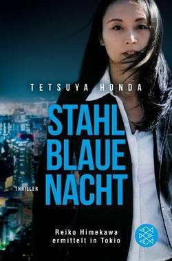 Cover von: Stahlblaue Nacht