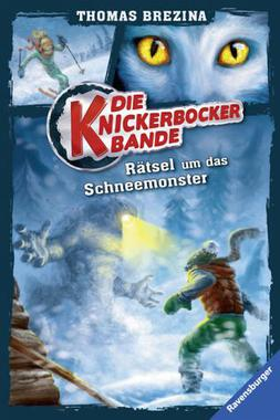 Cover von: Rätsel um das Schneemonster