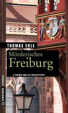 Cover von: Mörderisches Freiburg