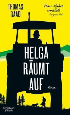 Cover von: Helga räumt auf