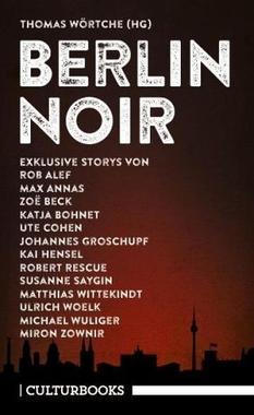 Cover von: Berlin Noir