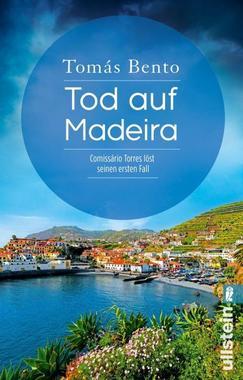Cover von: Tod auf Madeira