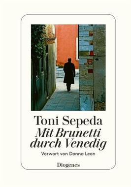 Cover von: Mit Brunetti durch Venedig