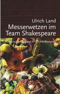 Cover von: Messerwetzen im Team Shakespeare