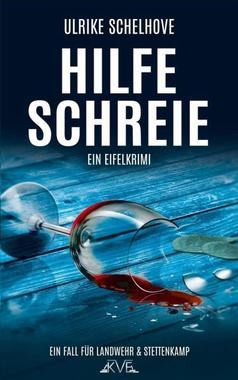 Cover von: Hilfeschreie - Ein Eifelkrimi