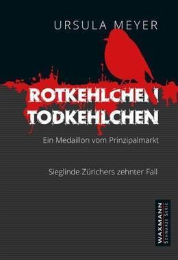 Cover von: Rotkehlchen – Todkehlchen