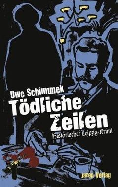 Cover von: Tödliche Zeilen