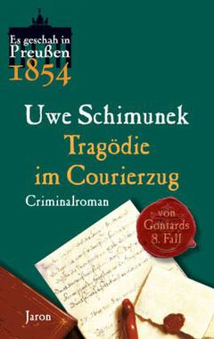 Cover von: Tragödie im Courierzug