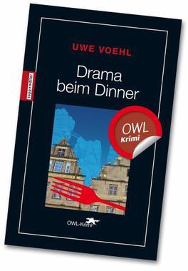 Cover von: Drama beim Dinner