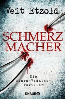 Cover von: Schmerzmacher