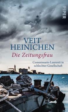 Cover von: Die Zeitungsfrau