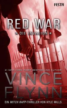 Cover von: Red War - Die Invasion