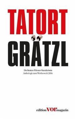 Cover von: Tatort Grätzl