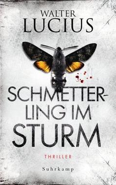 Cover von: Schmetterling im Sturm