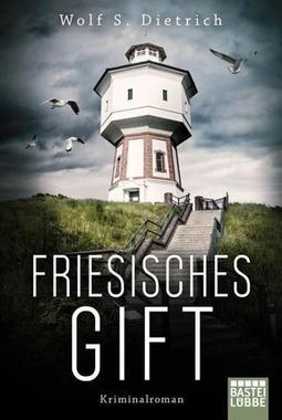 Cover von: Friesisches Gift